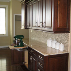 Traditional Kitchen by Innermost Cabinets