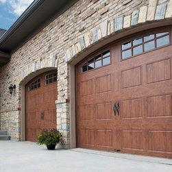 Clopay Wood Garage Doors - Clopay Garage Doors