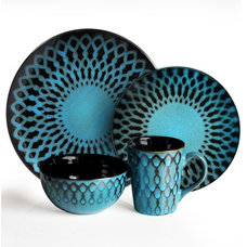 Eclectic Dinnerware Sets by Jay Import
