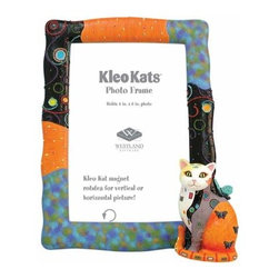 WL - Kleo Kats Flutter Mosaic Kitten and Butterfly Photograph Frame - This gorgeous Kleo Kats Flutter Mosaic Kitten and Butterfly Photograph Frame has the finest details and highest quality you will find anywhere! Kleo Kats Flutter Mosaic Kitten and Butterfly Photograph Frame is truly remarkable.