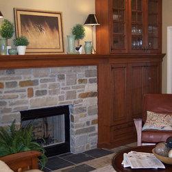Kitchen/Living Room Re-Model -