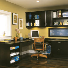Contemporary Desks And Hutches by California Closets