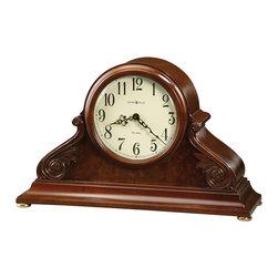 Howard Miller - Howard Miller Triple Chime Harmonic Movement Mantel Clock | SOPHIE - 635152 SOPHIE