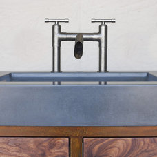 Modern Bathroom Vanities And Sink Consoles by Elements Concrete
