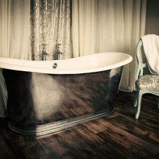Contemporary Bathtubs by The Bath Works, Inc.