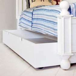 Newport Cottages - Twin Trundle Bed - Twin Trundle Bed