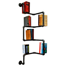 Industrial Display And Wall Shelves  by Oilfield Slang