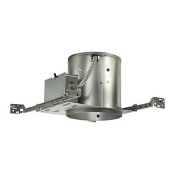 """Juno Lighting - IC22 6"""" IC Rated New Construction Incandescent Housing - 6"""" IC Rated New Construction Incandescent Housing"""