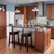 Transitional Kitchen Cabinets by Shenandoah Cabinetry