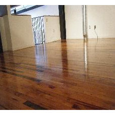 Rustic Hardwood Flooring by Interstate Flooring and Stairs.com