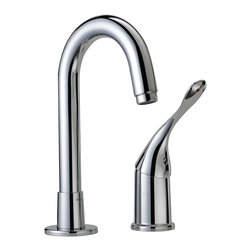 Delta - Delta Commercial 710LF-HDF Single Handle Utility Faucet - Delta 710LF-HDF Commercial Faucet Line is designed for long lasting performance. The Delta 710LF-HDF is a one handle Bar/Prep Faucet in Chrome.