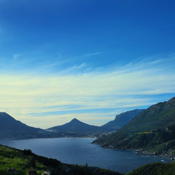 Cape Town 1, Limited Edition, Photograph - Hout bay in Cape Town SA