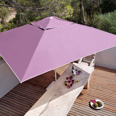 Mediterranean Outdoor Umbrellas by CARAVITA USA Inc - Exclusive Sunshades