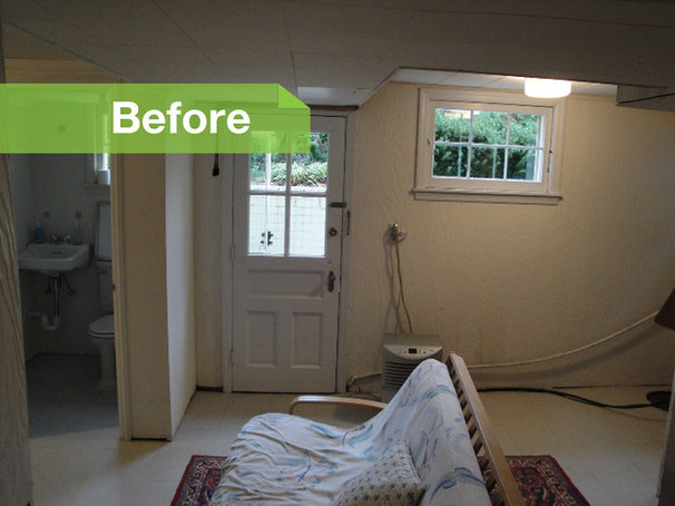 Traditional  Basement of the Week: Case Remodeling