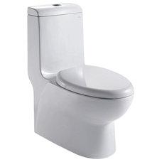 Modern Toilets by PoshHaus