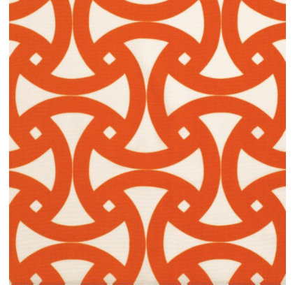 modern outdoor fabric by F. Schumacher & Co.