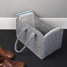 Contemporary Magazine Racks by Not on the High Street
