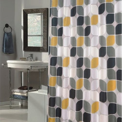 Other Brands - Carnation Home Fashions Metro Fabric Shower Curtain - SC-FAB/84/MT - Shop for Shower Curtains from Hayneedle.com! You'll love the stylized design and modern colors of the Carnation Home Fashions Metro Fabric Shower Curtain. This shower curtain features handsome gray black mustard yellow and white to dress up your bath. It's made of machine-washable polyester fabric and is extra long to fit your shower perfectly.About Carnation Home FashionsYour home your style Carnation Home Fashions believes in this motto. That s why this home fashions company offers a wide range of on-trend and classic products designed for style and convenience. Perfect for matching today s busy lifestyles their bath products meet your needs in style. Carnation Home Fashions is based in Newburgh New York.