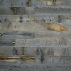 Reclaimed Wood Wall Covering, Box 20 sqft