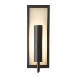 Murray Feiss - Murray Feiss WB1451 Mila 1 Light Reversible ADA Wall Sconce - Features: