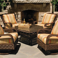 Eclectic Patio Furniture And Outdoor Furniture by Lloyd Flanders
