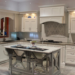 Nexus Frost and Slate Kitchen -