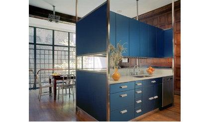 Modern Kitchen by BWArchitects (formerly Basil Walter Architects)