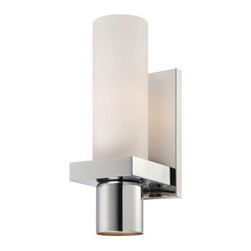 World Imports - World Imports WI23277C Pillar 2 Light Wall Sconce - Features:
