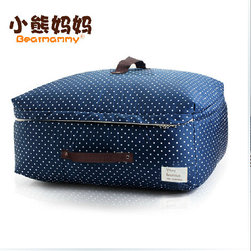 Classic Visual Solid Storage Bag- 8 Colors Available---YYN -