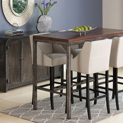 Eclectic Bar Tables -