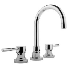 Graff Perfeque Widespread Bathroom Faucet with Double Lever Handles | Wayfair