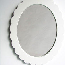 Modern Wall Mirrors by Etsy