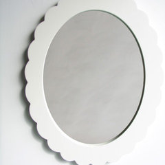 modern mirrors by Etsy