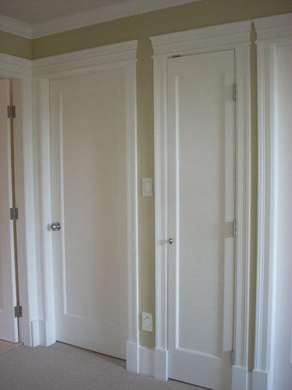 Traditional Interior Doors by Doorex