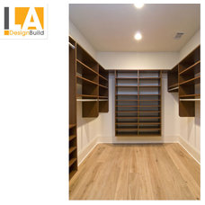 Traditional Closet by LA Design Build
