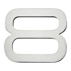 Atlas Homewares - Stainless Steel Paragon #8 (ATHPGN8SS) - Stainless Steel Paragon #8