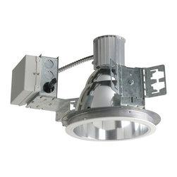"Juno Lighting - MX8-70E 8"" Metal Halide Frame-In Kit, Electronic Ballast - 70W ED17 - 8"" Metal Halide Frame-In Kit, Electronic Ballast - 70W ED17"