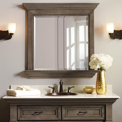 Omega Bathroom Collection - Masterbrand Omega Cabinets