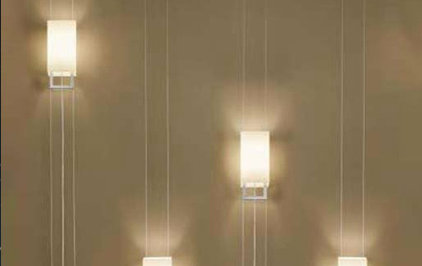 modern wall sconces by AllModern