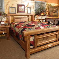 Eclectic  by Woodland Creek Furniture