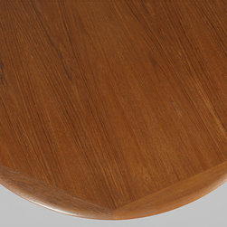 ON SALE: DANISH COFFEE TABLE WAS $1500 NOW $900 Danish Teak Round Coffee Table - ON SALE: DANISH COFFEE TABLE WAS $1500 NOW $900