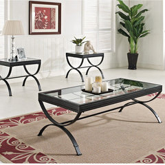 contemporary coffee tables by Brookstone