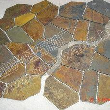 Traditional Floor Tiles by XingWang Marble Flooring Tile