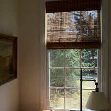 Traditional Roman Shades by BRESLOW HOME DESIGN CENTER