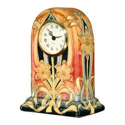 Dale Tiffany - New Dale Tiffany Clock Dale Tiffany Ceramic - Product Details