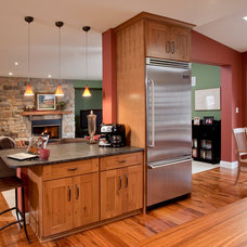 Eclectic  by HomeTech Renovations, Inc.
