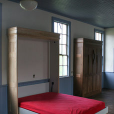Eclectic Beds by Springhouse Shop & Studio