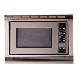 "Dacor Discovery 24"" 1.5 Cu. Ft. Convection Microwave, Stainless Steel 
