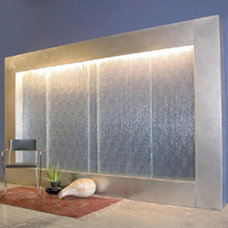 Indoor Fountains by Custom Water Features