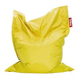 Fatboy - Original Bean Bag in Yellow - Cover: